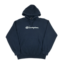 Load image into Gallery viewer, Champion Spellout Hoodie - XL