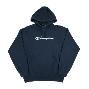 Champion Spellout Hoodie - XL