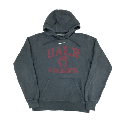 Nike Center Swoosh UALR Hoodie - Small