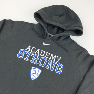 Nike Center Swoosh Strong Hoodie - Large