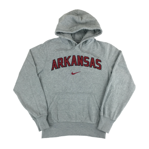 Nike Center Swoosh Arkansas Hoodie - Small