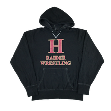 Load image into Gallery viewer, Nike Center Swoosh Raider Wrestling Hoodie - Small