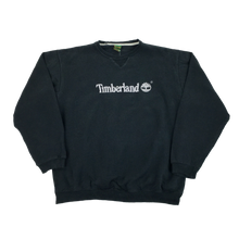 Load image into Gallery viewer, Timberland Big Logo Sweatshirt - Large