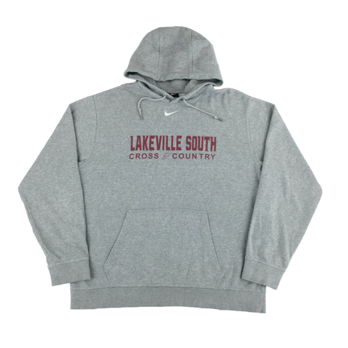 Nike Center Swoosh Lakeville South Hoodie - Large
