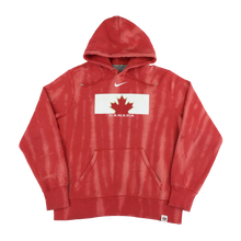 Load image into Gallery viewer, Nike Center Swoosh Canada Hoodie - Large