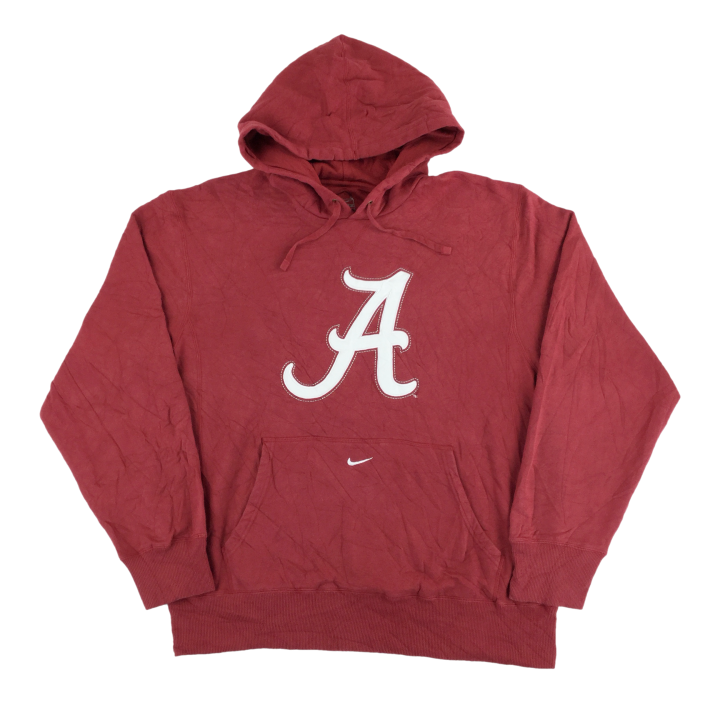 Nike 'A' Center Swoosh Hoodie - Large