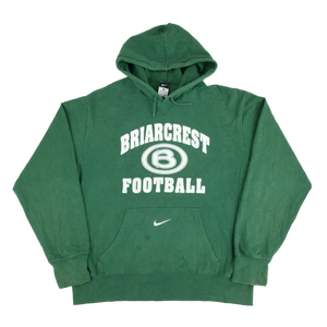 Nike Center Swoosh Briarcrest Football Hoodie - Large
