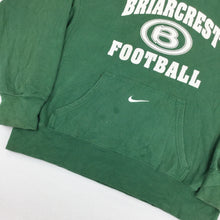 Load image into Gallery viewer, Nike Center Swoosh Briarcrest Football Hoodie - Large