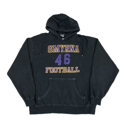 Nike Center Swoosh Smyrna Football Hoodie - XL