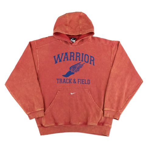 Nike Track & Field Center Swoosh Hoodie - Medium