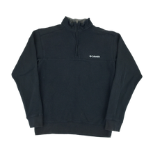 Load image into Gallery viewer, Columbia 1/4 Zip Sweatshirt - Small