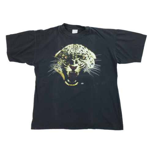 Gepard 90s Printed T-Shirt - Large