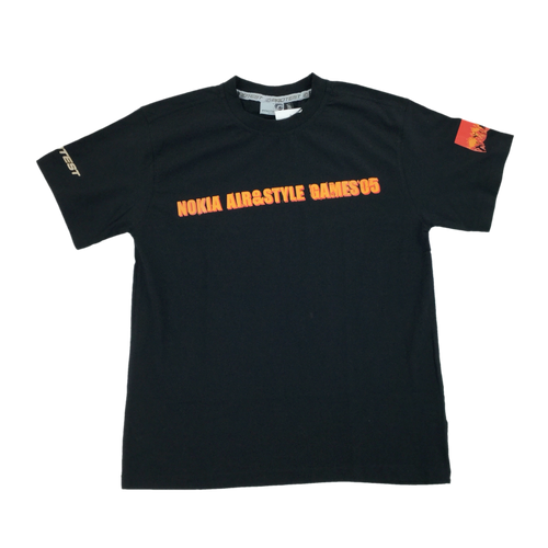 Nokia Air & Style Games 2005 T-Shirt - Large