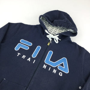 Fila Training Zip Hoodie - Large