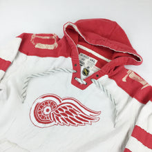 Load image into Gallery viewer, NHL Red Wings 90s Hoodie - XXL