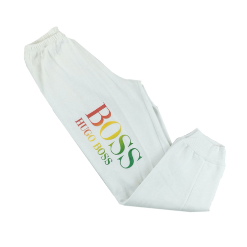 Hugo Boss Bootleg Joggers - Medium