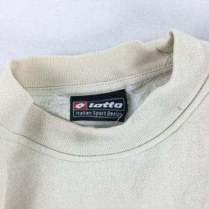 Lotto 90s Sweatshirt - Small