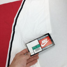 Load image into Gallery viewer, Nike 90s Deadstock Zip T-Shirt - XXL