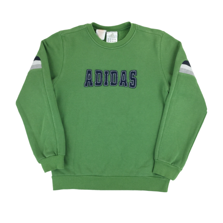 Adidas Spellout Sweatshirt - Woman/Medium