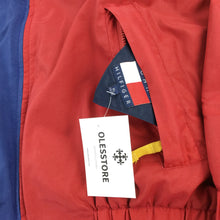 Load image into Gallery viewer, Tommy Hilfiger Rare Reversible Fleece Jacket - XL