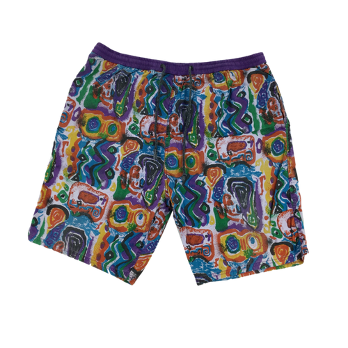 Crazy 90s Shorts - Medium