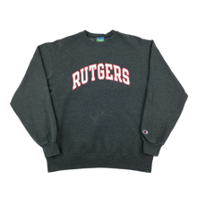 Load image into Gallery viewer, Champion Rudgers Sweatshirt - Large