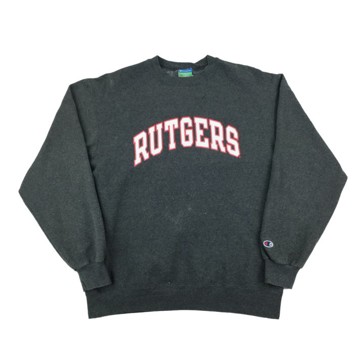 Champion Rudgers Sweatshirt - Large