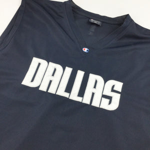 Champion Dallas Sport Jersey - Large
