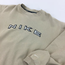 Load image into Gallery viewer, Nike 90s Spellout Sweatshirt - Medium