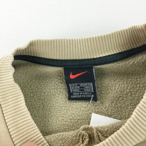 Nike 90s Spellout Sweatshirt - Medium