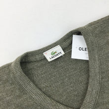 Load image into Gallery viewer, Lacoste Sweatshirt - Medium