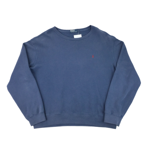 Ralph Lauren Basic Sweatshirt - XL