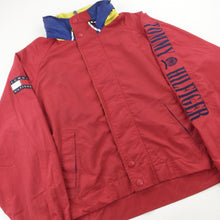 Load image into Gallery viewer, Tommy Hilfiger Spell out Jacket - XXL