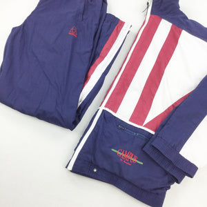 Active Swiss Design Tracksuit - Large