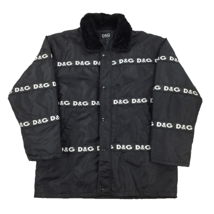 Dolce & Gabbana Bootleg Winter Jacket - XL