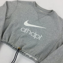 Load image into Gallery viewer, Nike Big Swoosh Crop Sweat - Womans