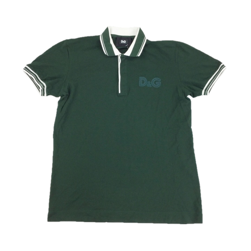 Dolce & Gabbana Polo Shirt - Medium