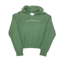 Load image into Gallery viewer, Benetton Knit Sweatshirt - Woman/Medium