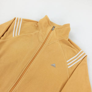 Adidas Fleece Zip Jacket - Women/Large