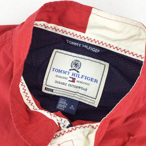 Tommy Hilfiger Back Logo Jacket - XL