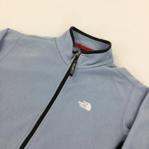 TNF Bootleg Fleece Jacket - Woman/Medium