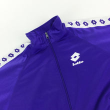 Load image into Gallery viewer, Lotto 90s Track Jacket - Medium
