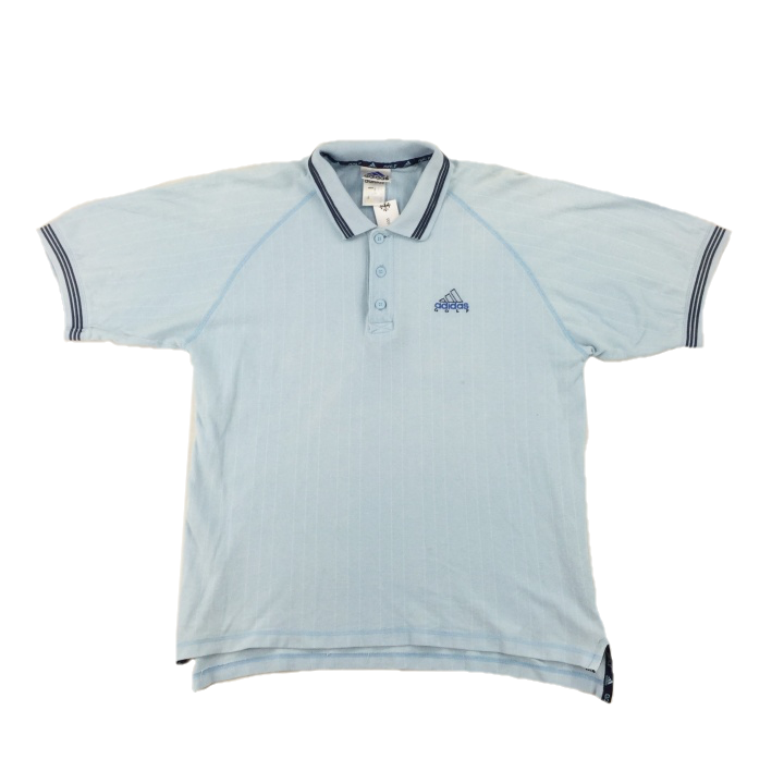 Adidas Golf Polo Shirt - Medium