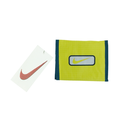 Nike Deadstock Swoosh Wallet Yellow