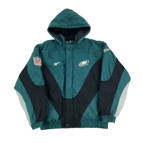 NFL Reebok Philadelphia Eagles Jacket - Large