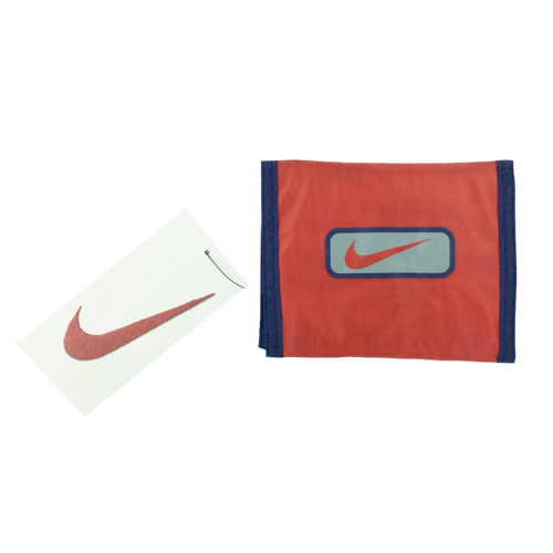 Nike Deadstock Swoosh Wallet Red