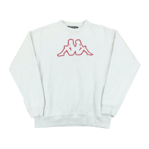 Kappa Big Logo Sweatshirt - Medium
