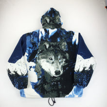 Load image into Gallery viewer, Wolf Fleece Jacket - XXL