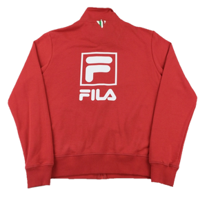Fila Zip Sweater - XL