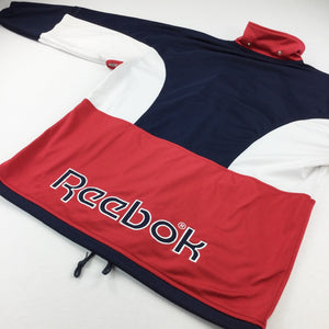 Reebok 90's Big Logo Jacket - XL